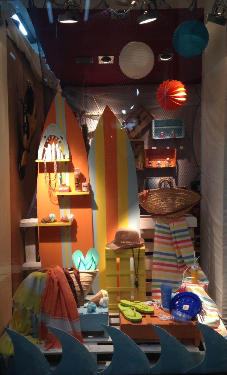 #Postgrado de Visual Merchandising. Fashion & Product Retail. #California Dreams