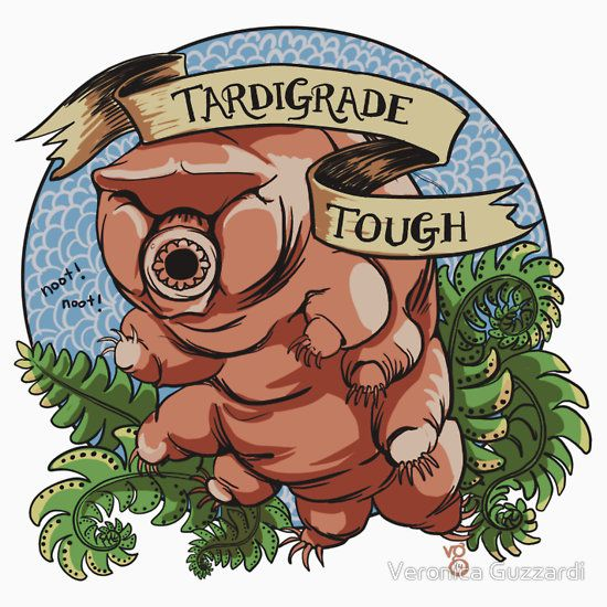 Tardigrade Tough Crest
