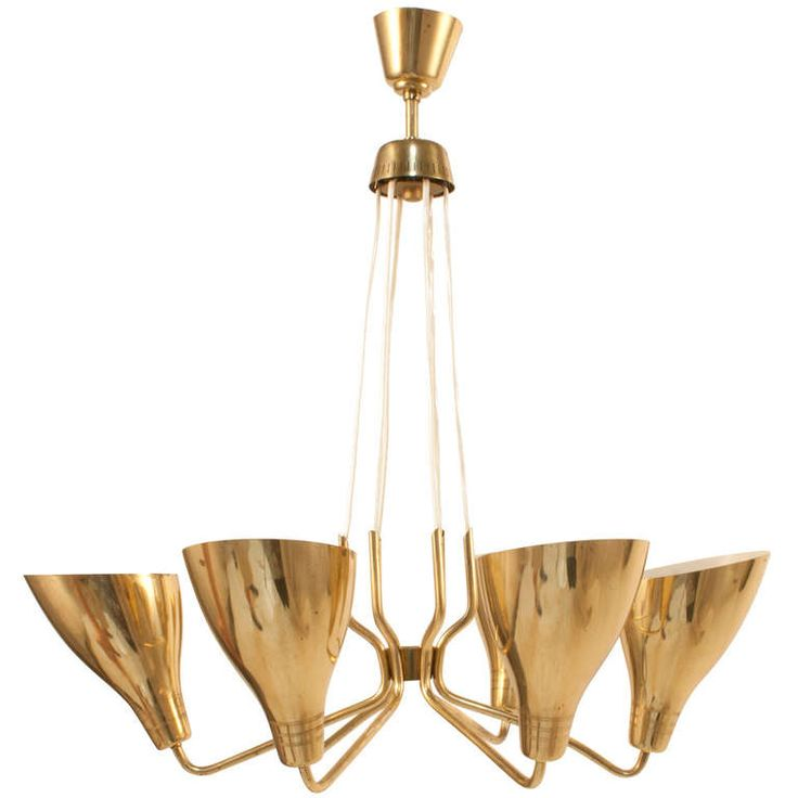 Chandelier by Paavo Tynell | From a unique collection of antique and modern chandeliers and pendants at http://www.1stdibs.com/furniture/lighting/chandeliers-pendant-lights/