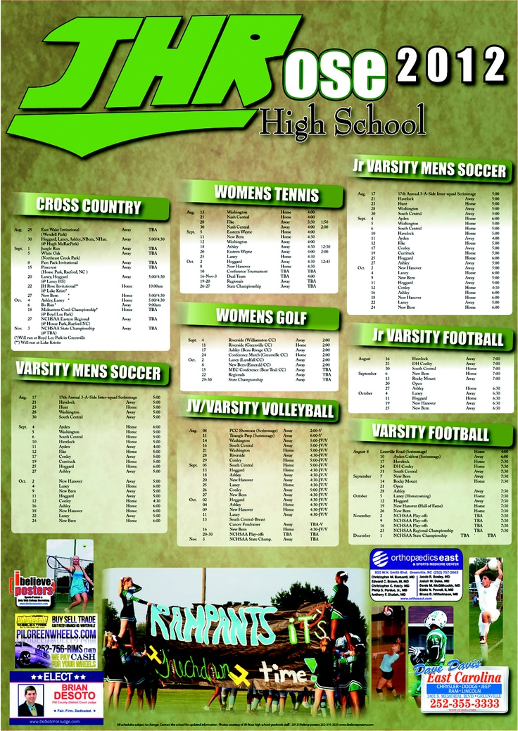 97 best sports resumes  recruiting flyers images on