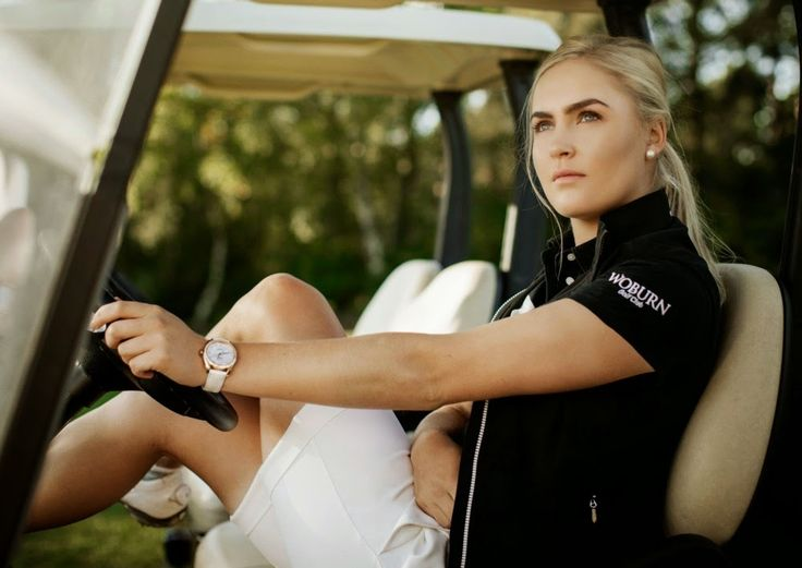 Golf Babes: Charley Hull Becomes Newest Omega Watches Ambassador