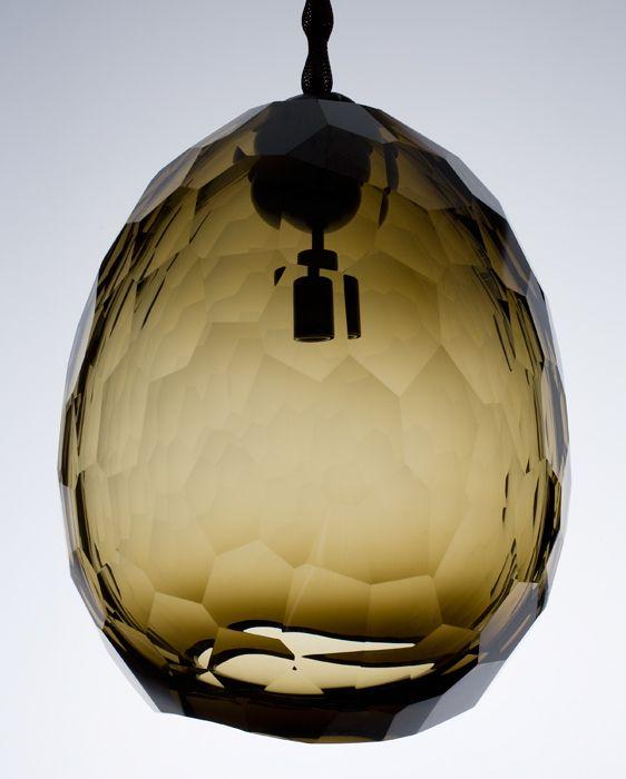 Unique Lamp   By David Wiseman
