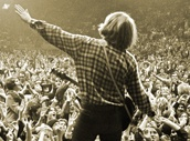 John Fogerty - American rock singer, songwriter, guitarist and Creedence Clearwater Revival founder, Fogerty is a rock legend.