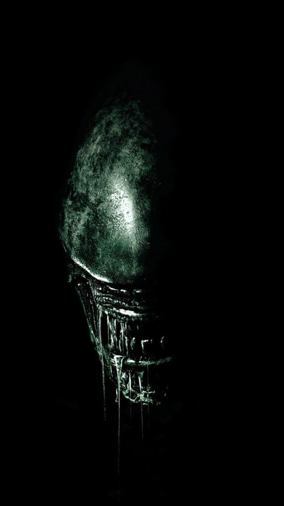 Iphone X Wallpaper Hd 1080p Black Tecnologist Alien
