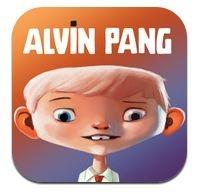 """Alvin Pang: Aschehougs sjarmerende barnebøker om Alvin Pang er nå tilgjengelige som app for iPad og iPhone. Vi følger Alvin Pang og utfordringene han møter i hverdagen i foreløpig 3 utgitte bøker; """"Alvin Pang og en søster for mye"""", """"Alvin Pang og verdens beste bursdag"""" og """"Alvin Pang og hva foreldre gjør når du sover"""". Barna kan lett kjenne seg igjen i situasjonene Alvin og hans venner og familie befinner seg i. Alvin Pang er skapt av Endre Lund Eriksen og Olve Askim."""