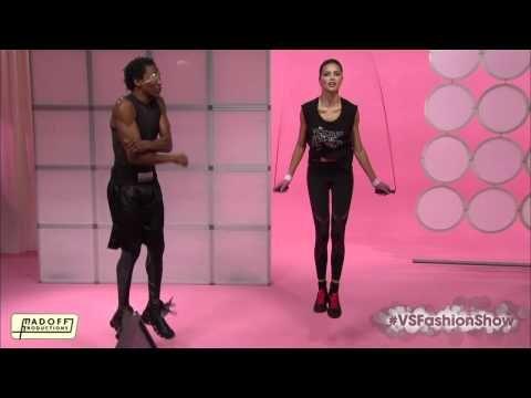 Adriana Lima Gets Her Body Runway Ready