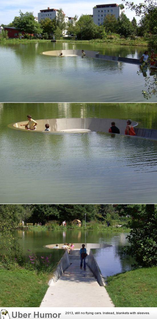 hiden pool