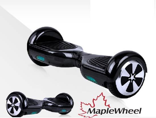Maplewheel - your future smart mobility device
