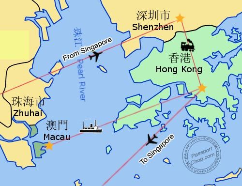 29 best vacations in hong kong macau images on pinterest hong macau hong kong map gumiabroncs Images
