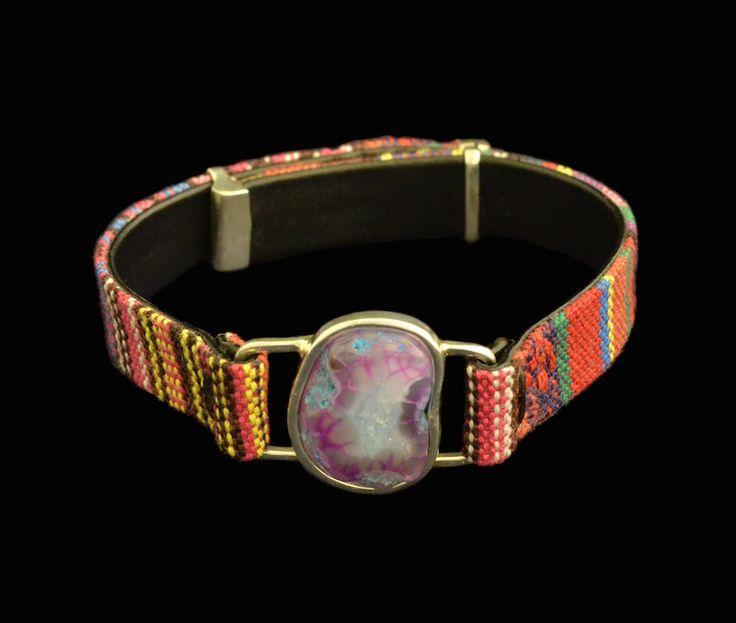 #agate #silver #bracelet #handmade #jewellery
