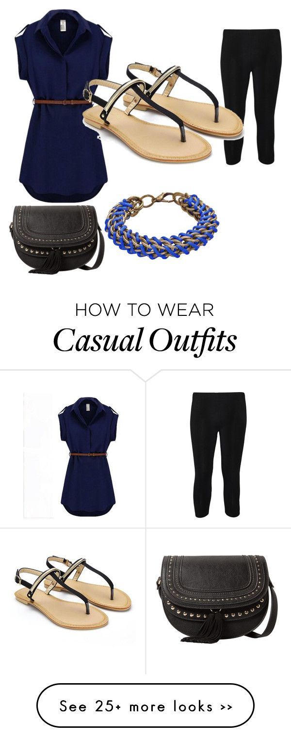 """Casual Friday"" by kkrocks94 on Polyvore featuring MANGO and WearAll"