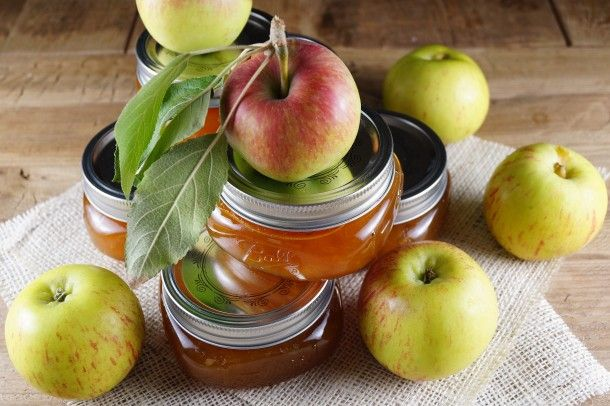 Caramel Apple Jam from @Patty Price / Patty's Food