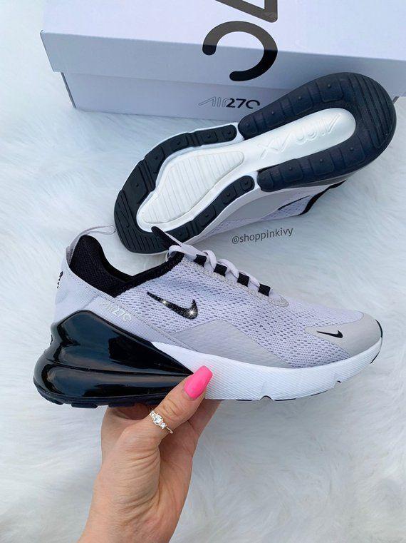 Nuovo di zecca in scatola Blinged autentico femminile Nike