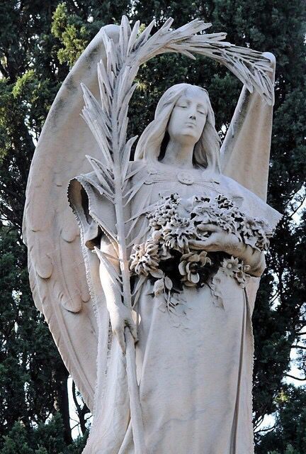 плачущие ангелы