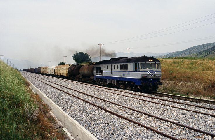 OSE Hellenic Railways_Makrighialos, 1994