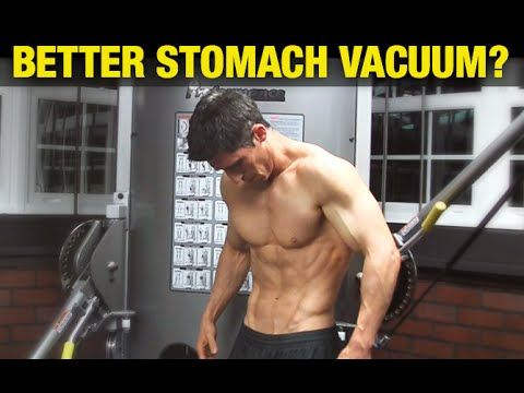 Where old school bodybuilding meets cutting edge sports science… http://athleanx.com/x/the-best-of-both-worlds The stomach vacuum exercise is one of the most...