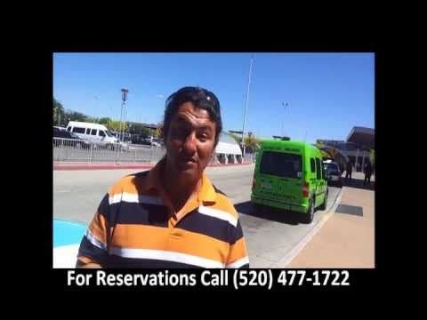 Tucson Airport Taxi (520) 477-7171  Price Match Arizona Stagecoach