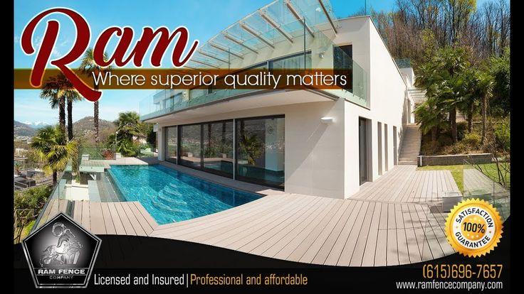 Ram - Where superior quality matters - Ram Fence Company