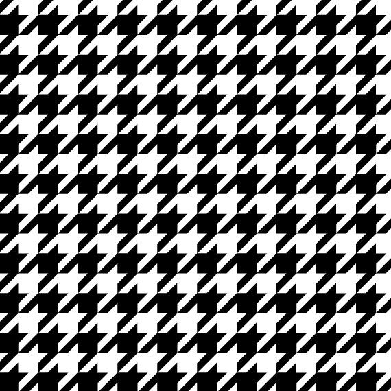 black and white hounds-tooth fabric:): Blackandwhite, Patterns, Houndstooth, Black And White, Art, White Fabrics, White Pattern, Design