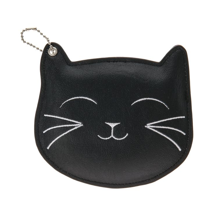 Katy Perry Black Cat ID Holder