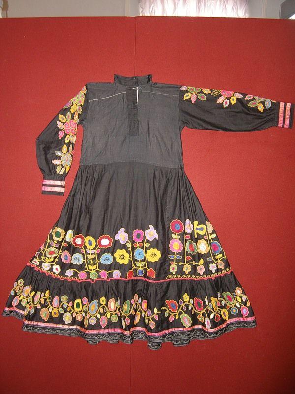 Bashkirian dress / kulmek