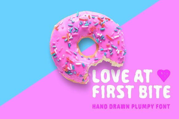 Love At First Bite by Cosmic Store on @creativemarket