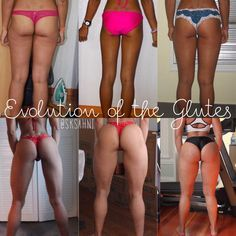 As a bikini competitor (and a female living in our booty loving society!), at a certain point you might want to continue growing your glutes without growing your legs. How does one do this?!?! Body...