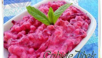 Pancarlı Buğday Salatası