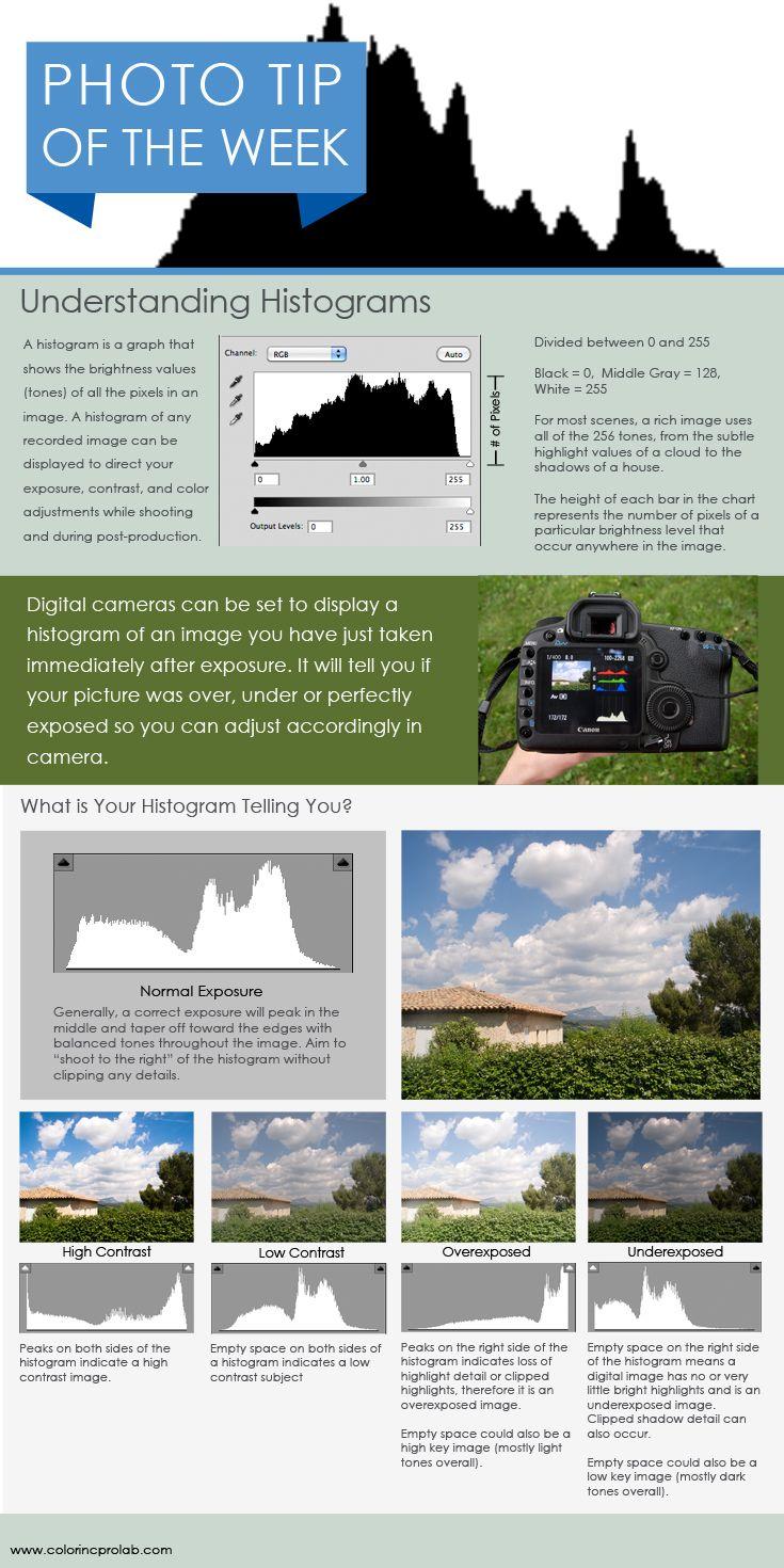 Understanding Histograms / Manual Metering #photography #histogram