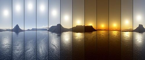 Midnight Sun!!! Circulo Polar Ártico