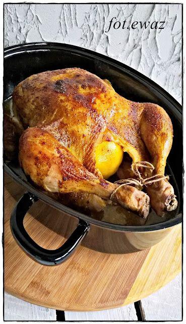 Ewa w kuchni: Kurczak cytrynowy