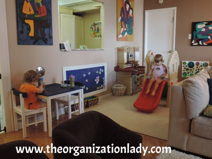 Creating Fun, Educational and Organized Play Spaces