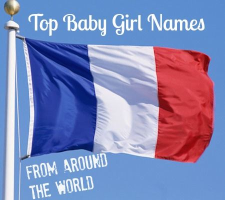 Top Baby GIRL Names from Around the World | Disney Baby
