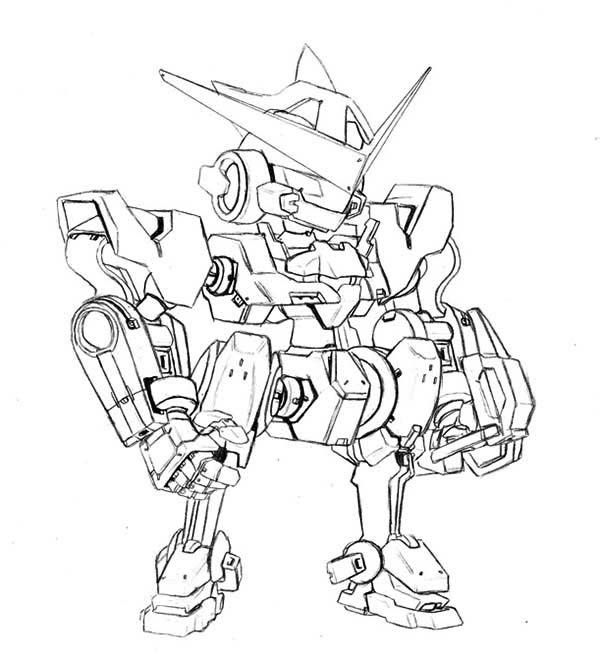 Medabots Coloring Pages 9