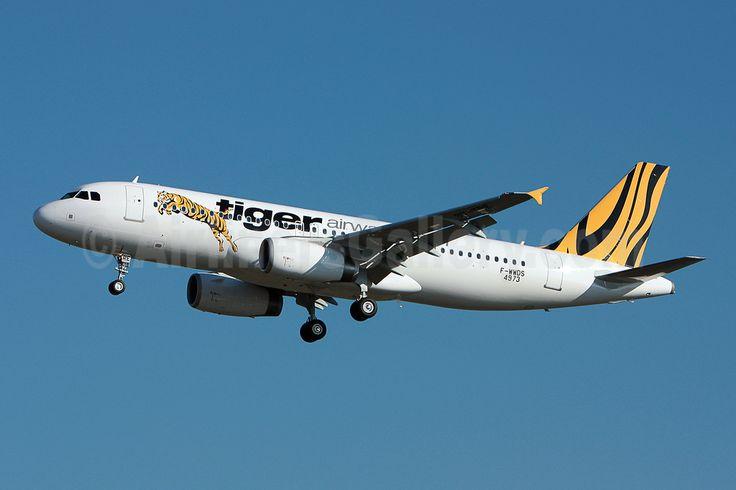 Tiger Airways (Tigerairways.com) (Singapore) Airbus A320-232 F-WWDS (9V-TRE) (msn 4973 TLS (Olivier Gregoire)