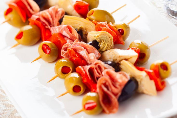 delicious colorfull dish