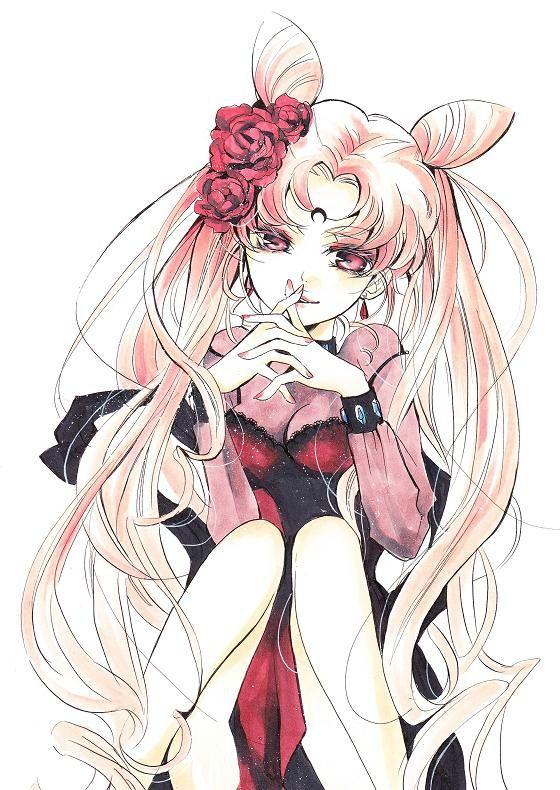Sailor Moon (Black Moon)