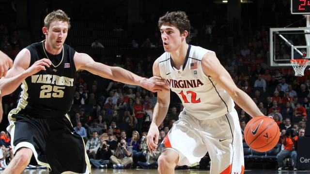 Virginia Cavaliers Basketball