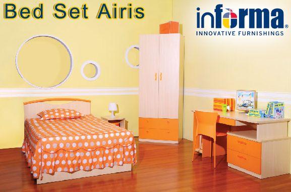 Airis bed set | informa.co.id