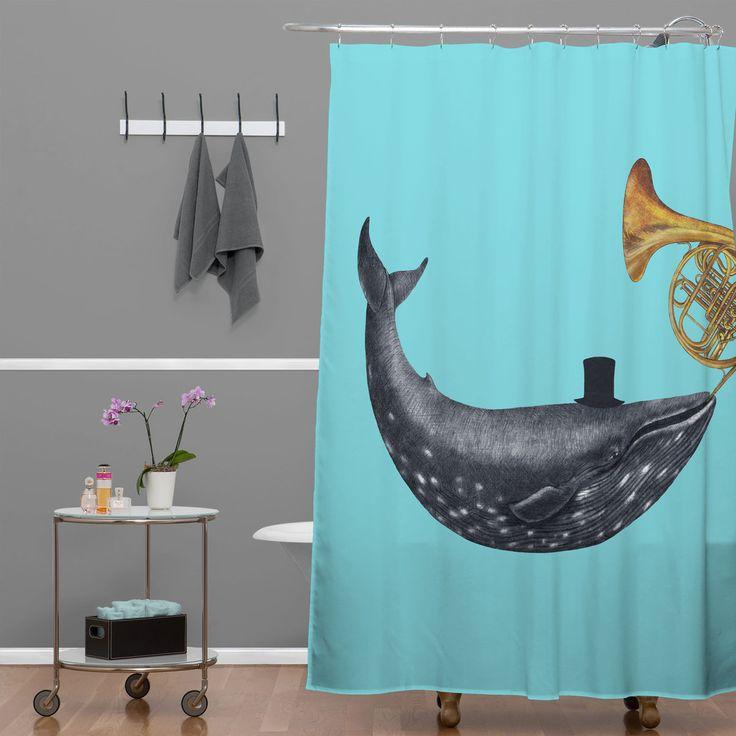 807 best Deny Shower Curtains images on Pinterest | Design homes ...