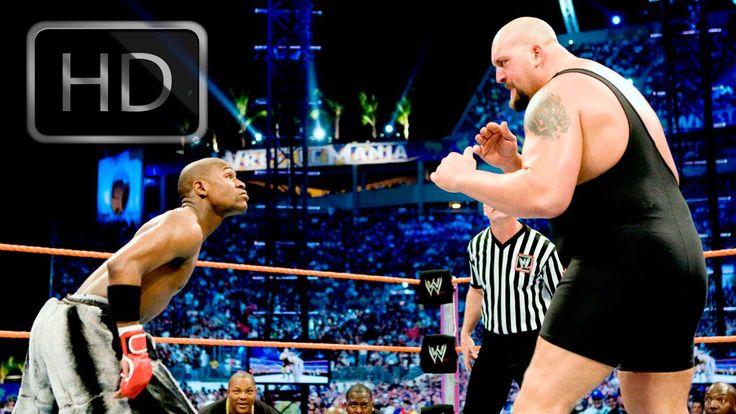 WWE Wrestlemania 24 Big Show vs Floyd Money Mayweather 720p Hd