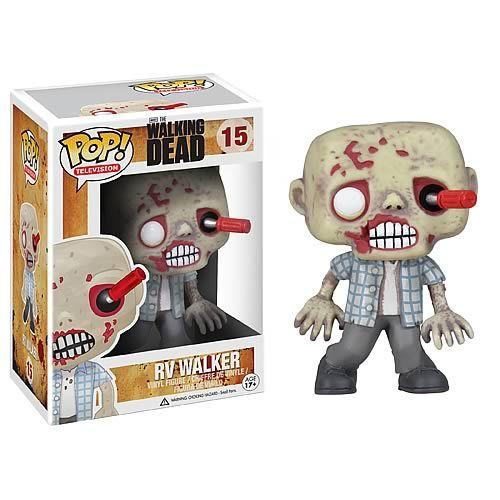 The Walking Dead RV Walker Zombie Pop! Vinyl Figure - Funko - Walking Dead - Vinyl Figures at Entertainment Earth