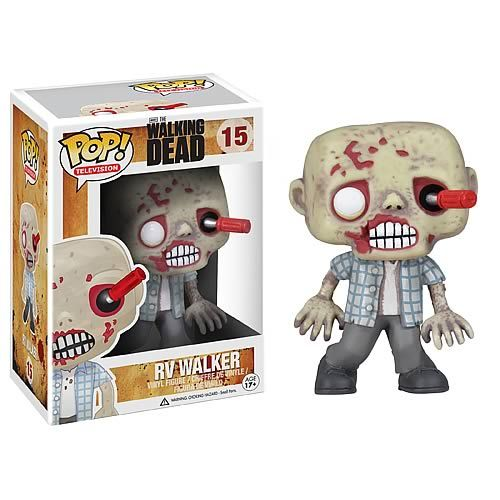 RV Walker Pop! Television Funko POP! Vinyl