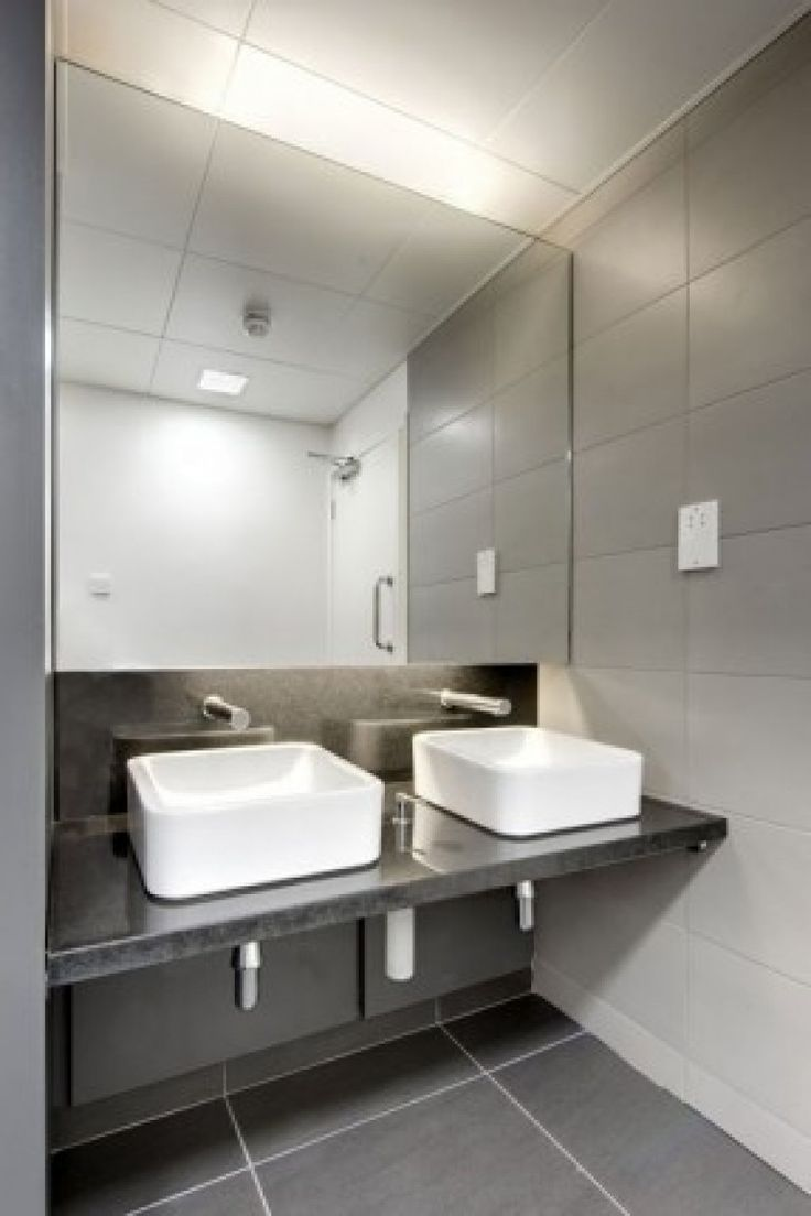 28 best Office restroom design images on Pinterest | Restroom design ...