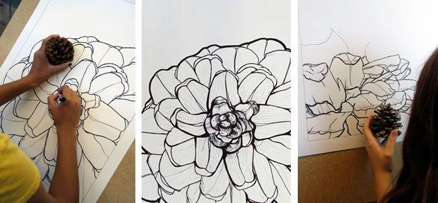 GCSE / IGCSE / A Level Art Exam Ideas 2013