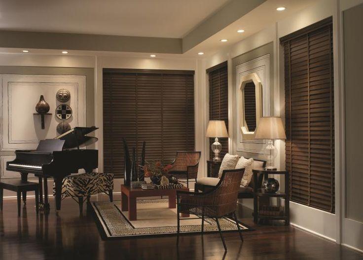 Wood Blinds - Woven Wooden Window Blind | Budget Blinds