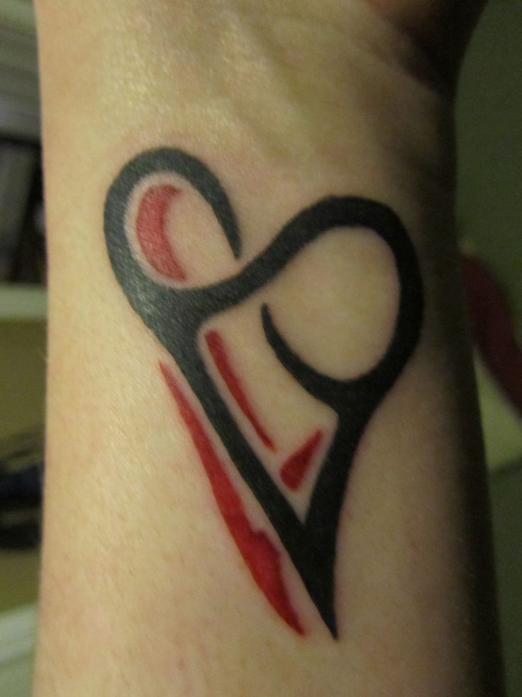 25 best ideas about two hearts tattoo on pinterest sons