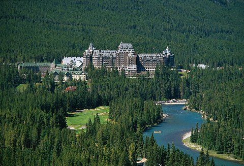 The Fairmont Banff Springs- Banff, Alberta Canada