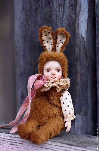 Мишки Тедди ручной работы. Ярмарка Мастеров - ручная работа Мне приснилась весна.... Handmade.