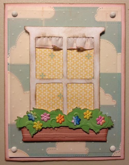 Leelee Card Designs: Spring Cottage